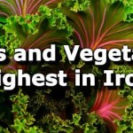 Foods and Iron Absorption